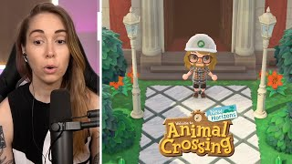 A grand entry for my museum - Animal Crossing [33]
