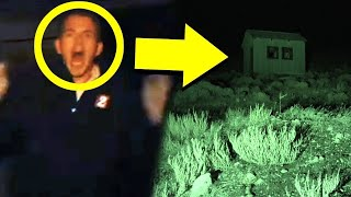 This Place Is SO Haunted, The NEWS Investigated And Left PANICKED