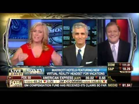 Bruce Turkel on Fox Business: Marriott guests going to London and Hawaii - vr