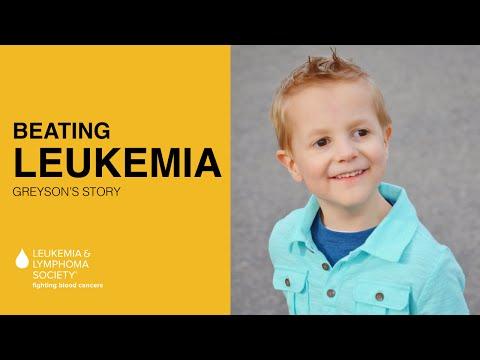 LLS Boy of the Year 2016 - Greyson's Story - Leukemia & Lymphoma Society