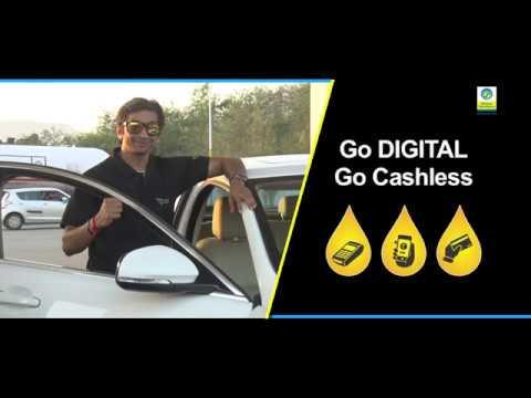 Go Cashless says Narain Karthikeyan