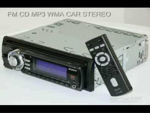 sony xplod cdxgt71w fm cd mp3 wma car stereo  cdxgt71w