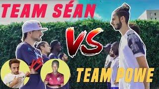 TEAM SEAN vs TEAM POWE  / Sean Cup #1