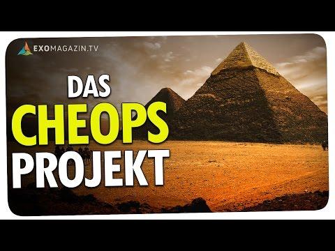DAS CHEOPS-PROJEKT - Wie die Pyramiden wirklich gebaut wurden | ExoMagazin