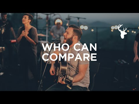 Who Can Compare (LIVE) - Matt Stinton | We Will Not Be Shaken