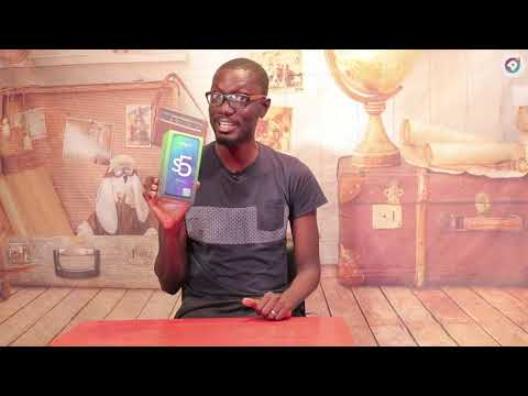Unboxing the infinix S5 lite