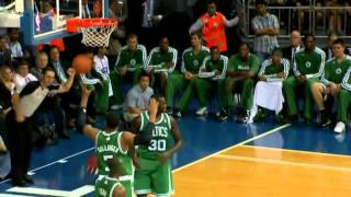 Nba Europe Live Tour: Fenerbahce Ulker-Boston Celtics 97-91