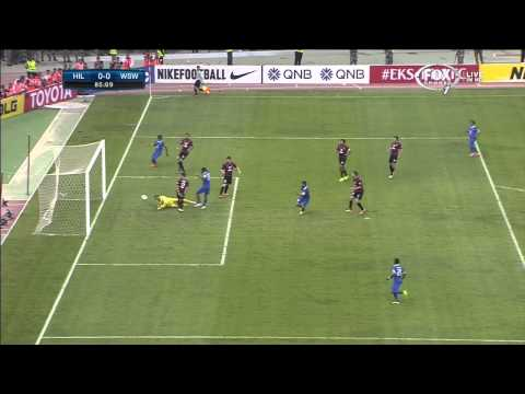 Ante Covic save Western Sydney Wanderers vs Al-Hilal Asian Champions League Final