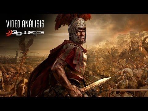 Total War Rome II - Vídeo Análisis 3DJuegos