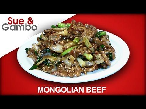 How to Make Mongolian Beef