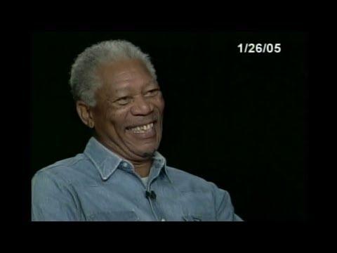 Million Dollar Baby - Interview with Morgan Freeman (2005)