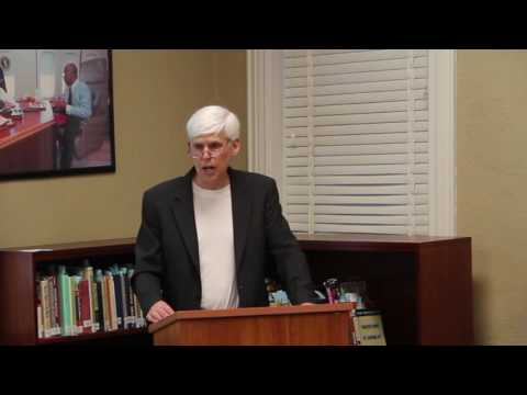 William L. Andrews, Holtzclaw Lecture Series: The Man, The Myth and The Mask