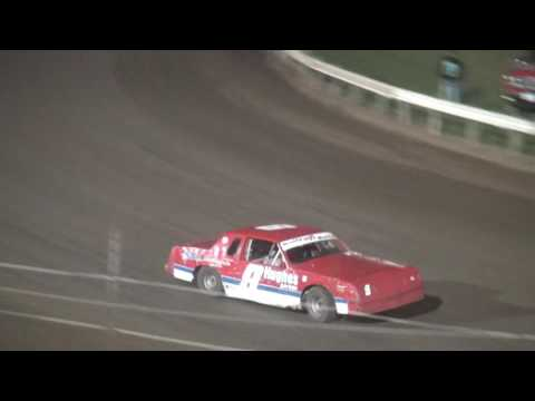 39th Yankee Classic IMCA Hobby Stock feature Farley Speedway 9/3/16