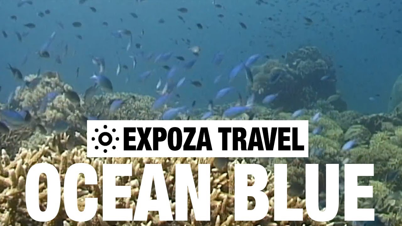 Ocean Blue Vacation Travel Video Guide
