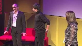 TEDxParisSalon 2012 - Tibor le mentaliste - La synchronicité cachée entre les êtres