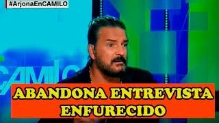 Humillan a Ricardo Arjona en vivo Enfurece y Abandona Entrevista de CNN
