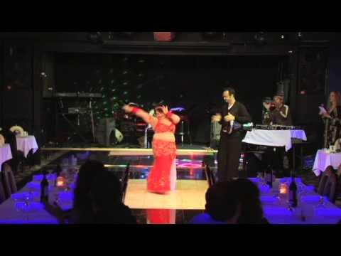 Raks Christina with Karim Nagi