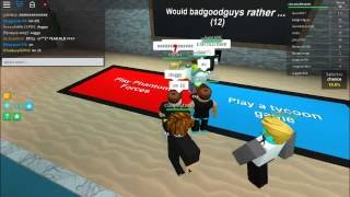 roblox|would u rather?| gameplay