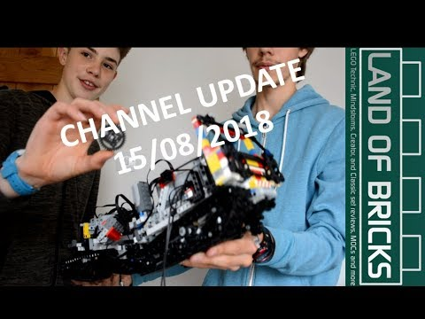 Land Of Bricks Channel Update 15/08/2018