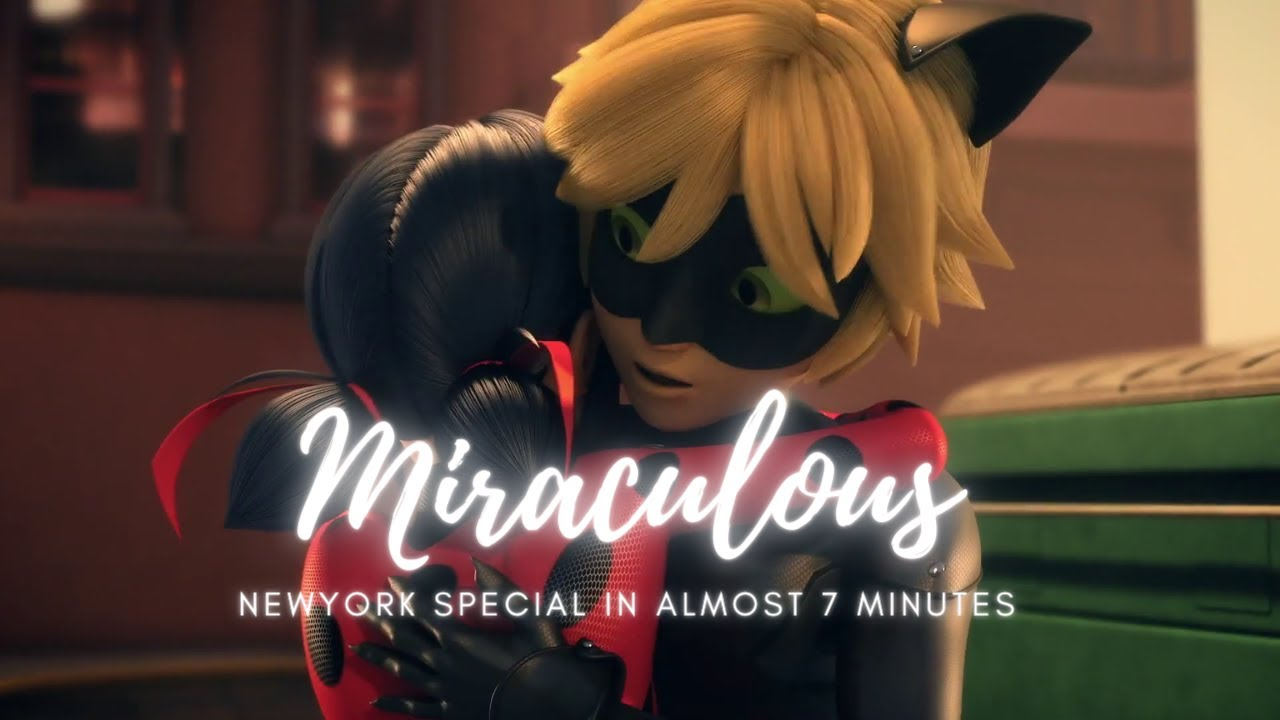 Download Miraculous NewYork Special In Almost 7 Minutes