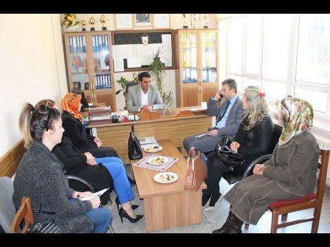 Ak Parti Yönetiminden Özel Eğitim Uygulama Merkezine Ziyaret