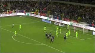 Verslag Anderlecht - Charleroi (2 - 0)