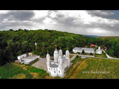 Manastirea Sfantul Andrei - Aerial video - YouTube