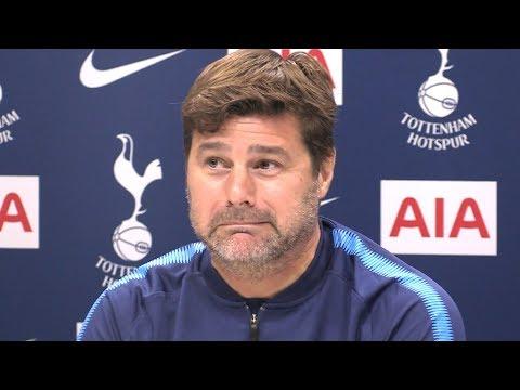 Mauricio Pochettino Full Pre-Match Press Conference - Tottenham v Bournemouth - Premier League