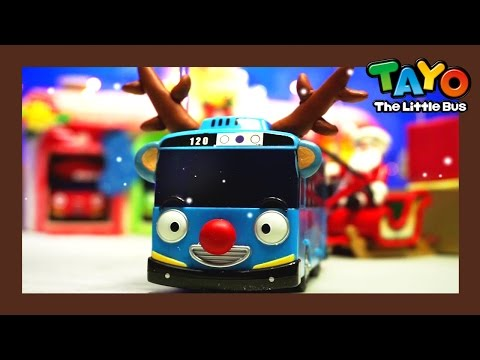 [Tayo's Toy Adventure] #24 Tayo the Santa Bus