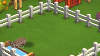 Himalayan Blue Sheep - FarmVille 2's Chinese New Year Theme