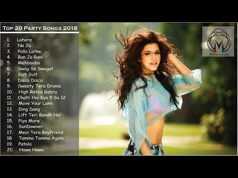 New Year Party Songs 2018 | Top, Latest & Best of Bollywood Party Songs 2017-18