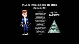 MSP Zac Sky İlluminati Türkçe !