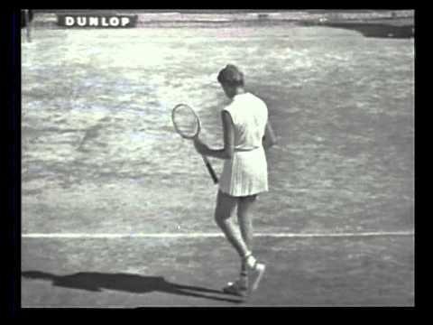1971 Australian Open Final- Margaret Court vs Evonne Goolagong  (Part1)