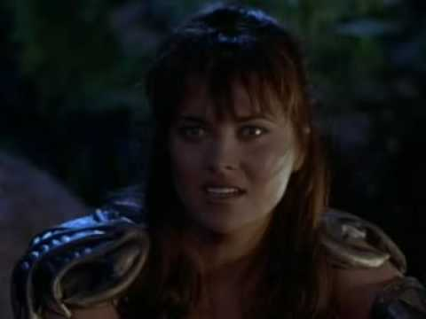 Xena & Hercules - Let The Wind Chase You