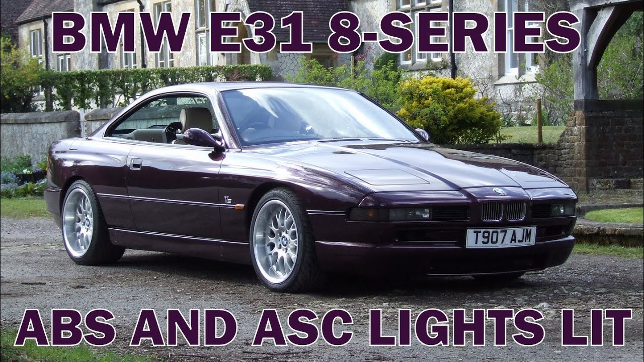 Timm's BMW E31 8-Series Common Problems