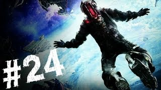 Dead Space 3 Gameplay Walkthrough Part 24 - Giant Drill - Chapter 10 (DS3)