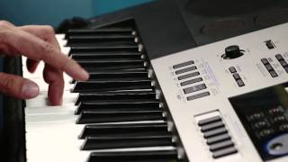 Casio CTK 6300IN : How to Create Song Sequencer on Casio CTK 6300IN Electronic Music Keyboard