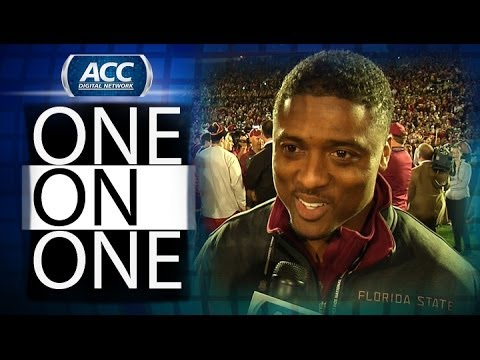 Former Florida State RB Warrick Dunn Talks BCS Championship Win | ACC One-On-One