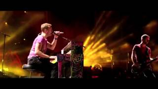 Coldplay Fix You Live 2012 (Paris,Stade De France)