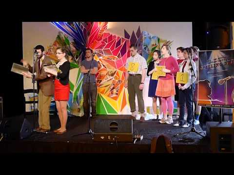 UW Undergraduate Theater Society perform songs from Putnam County Spelling Bee