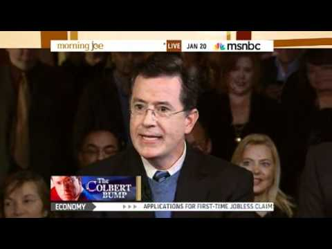Thumbnail: Stephen Colbert on MSNBC's Morning Joe (Part 2)