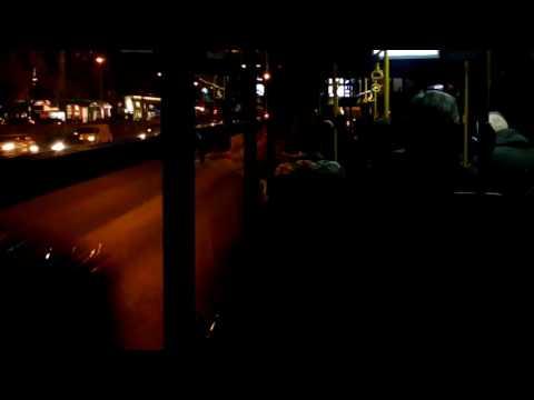 Athens Bus Riding: Volvo Sarakakis B7LA