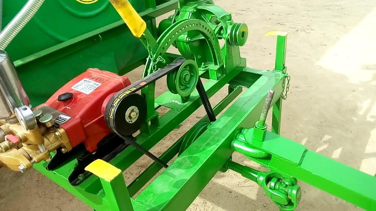 New spray pump Agriculture Tractor Rajsthan,Pilibanga Shop
