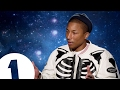 "Capture de la vidéo ""you Get Me?"" - Pharrell Impersonates Skepta"