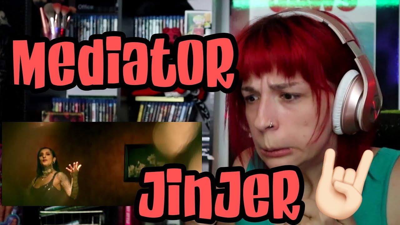 """REACTION   JINJER """"MEDIATOR"""""""