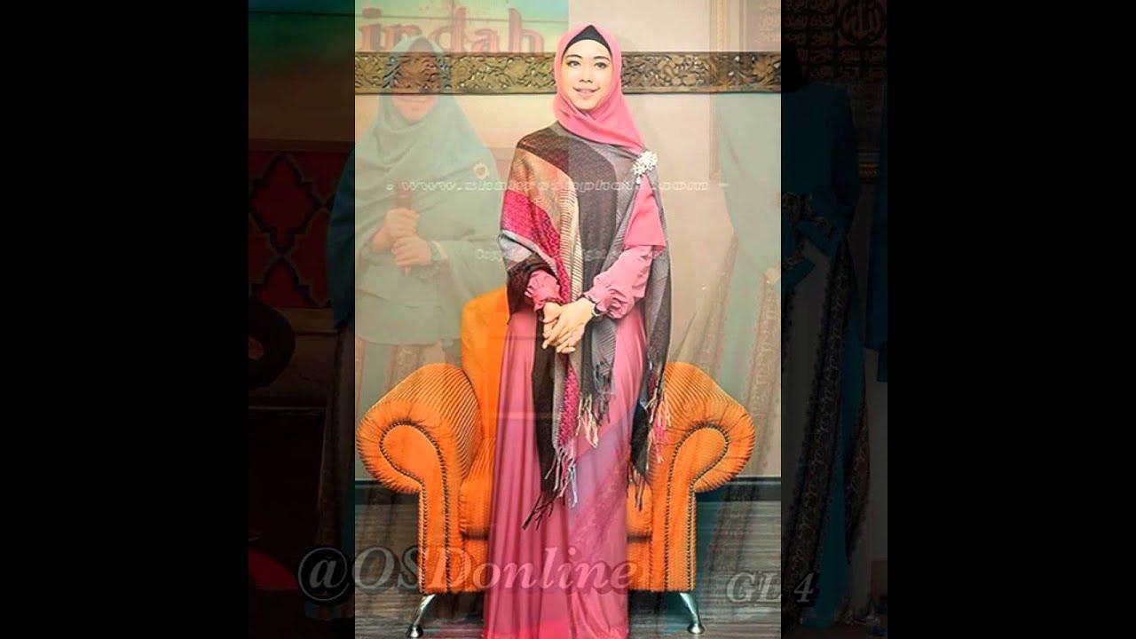 Fashion Gamis Dan Hijab Terbaru Oki Setiana Dewi 2015 By Ajeng