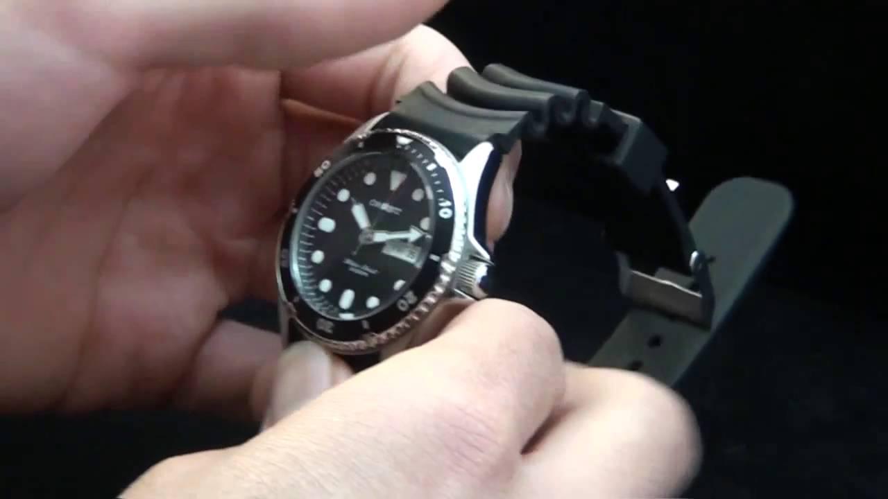 9de44408f Orient Sporty LUG15002B Quartz Watch - YouTube
