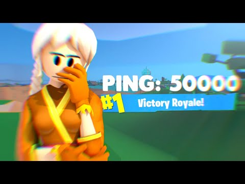 strucid with 50000 PING 😡