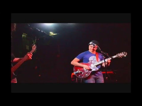 """Harvey Funkwalker - """"Squib Cakes"""" (Tower Of Power) @ Live Wire Athens 2/19/16"""