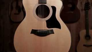 Taylor 114ce Grand Auditorium Acoustic-Electric Guitar